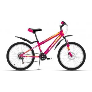 Детский велосипед Black One Ice Girl 20 D (2018)