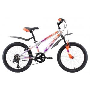 Детский велосипед Black One Ice 20 (2018)