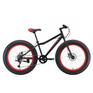 Подростковый велосипед Black One Monster 24 D (2019)