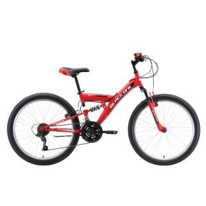 Подростковый велосипед Black One Ice FS 24 D (2020)