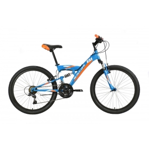 Подростковый велосипед Black One Ice FS 24 (2021)