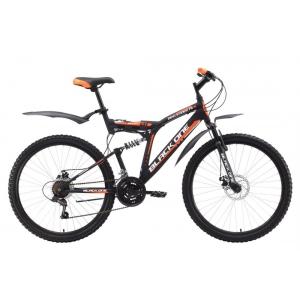 Двухподвес велосипед Black One Descender FS 26 D Alloy (2017)