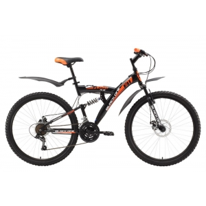 Двухподвес велосипед Black One Flash FS 26 D (2017)