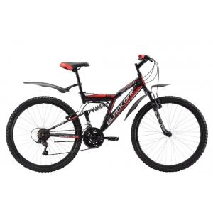 Двухподвес велосипед  Black One Phantom FS 26 (2017)