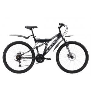 Двухподвес велосипед Black One Phantom FS 26 D (2017)