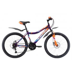 Подростковый велосипед Black One Ice 24 D (2018)
