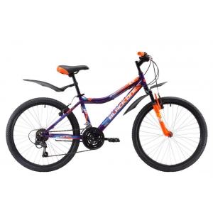 Подростковый велосипед Black One Ice 24 (2018)