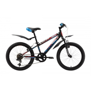 Велосипед подростковый Black One Rank 20 (2016)