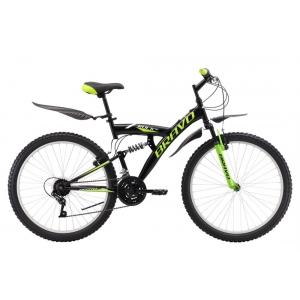 Двухподвес велосипед Bravo Rock 26 (2019)