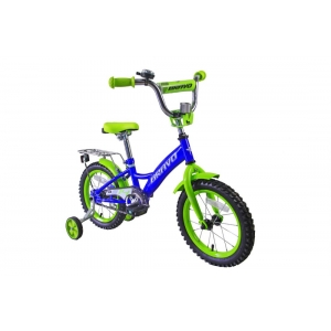 Детский велосипед Bravo 14 Boy (2018)
