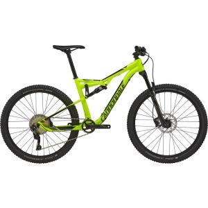 Двухподвес велосипед Cannondale BAD HABIT AL 5 (2018)