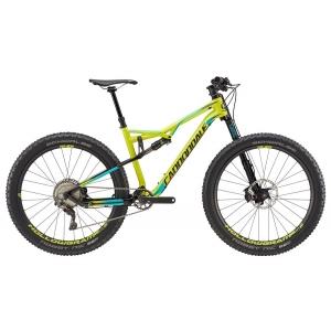 Двухподвес велосипед Cannondale BAD HABIT CRB 1 (2017)