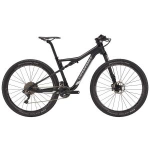 Двухподвес велосипед Cannondale SCALPEL SI HM 9R BLACK INC (2017)