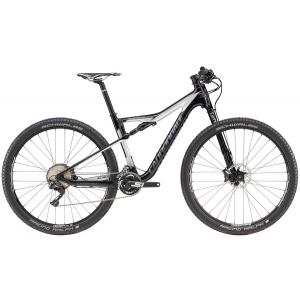 Двухподвес велосипед Cannondale SCALPEL SI CRB/AL 9R 4 (2017)