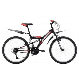 Подростковый велосипед Challenger Cosmic FS 24 (2017)