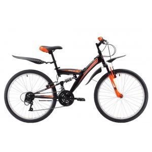 Подростковый велосипед Challenger Cosmic FS 24 (2018)