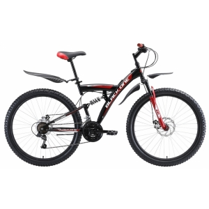 Двухподвес велосипед Black One Flash FS 27.5 D (2019)