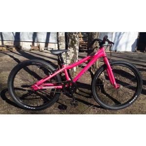 Велосипед подростковый Commencal Ramones 24 3 (2014)