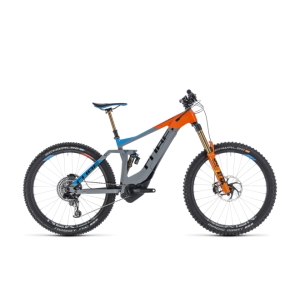 Cube Stereo Hybrid 160 Action Team 500 27.5 (2018)