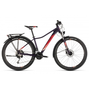 Женский велосипед Cube Access WS Pro Allroad 27.5 (2019)