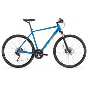 Городской велосипед Cube Cross Pro (2019)