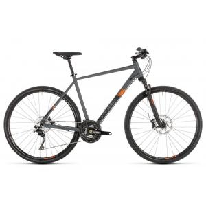 Городской велосипед Cube Cross Exc (2019)