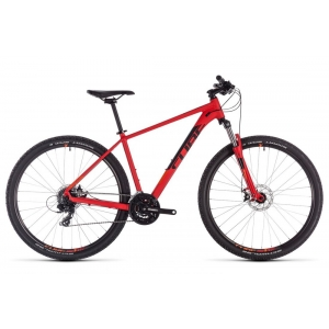 Велосипед горный Cube Aim 27.5 (2019)