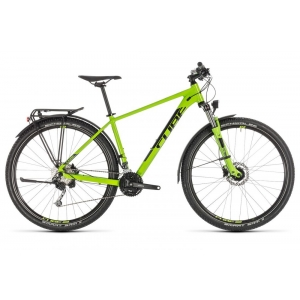 Велосипед горный Cube Aim SL Allroad 27.5 (2019)