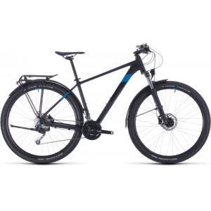 Велосипед горный Cube Aim SL SLAllroad 27.5  (2020)