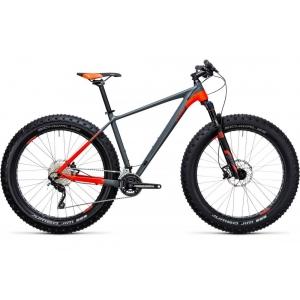 Фэтбайк велосипед Cube Nutrail (2018)