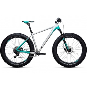 Фэтбайк велосипед Cube Nutrail Pro (2018)