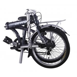 Складной велосипед Dewolf Micro 2 (2018)