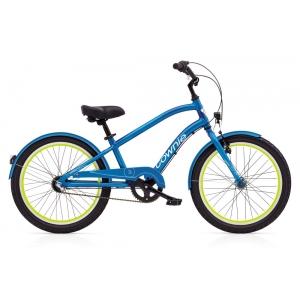 Детский велосипед Electra Townie 3i EQ Boys 20 (2017)