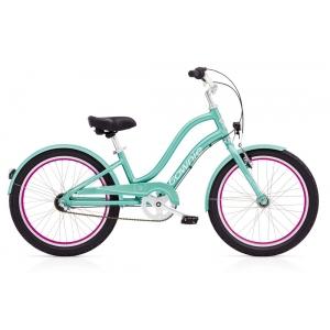 Детский велосипед Electra Townie 3i EQ Girls 20 (2017)