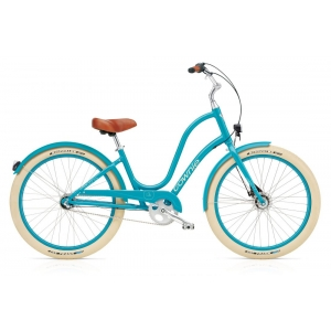 Круизер велосипед Electra Townie Balloon 7i EQ Ladies (2017)