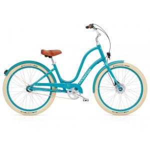 Круизер велосипед Electra Townie Balloon 3i EQ ladies (2017)