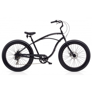 Круизер велосипед Electra Cruiser Lux Fat Tire 7D Men's (2017)