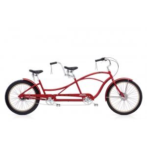 Тандем велосипед Electra Hell Betty Tandem 7i Red (2016)