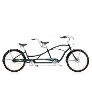 Тандем велосипед Electra Swing Tandem 7i Forest Green (2016)