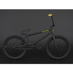 Велосипед BMX Flybikes Proton Bike 21 RHD (2018) 20'' Flat Black