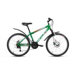 Подростковый велосипед Forward Altair MTB HT 24 disc (2017)