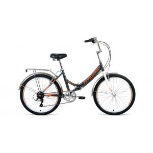 Складной велосипед Forward Valencia 2.0 24 (2020)