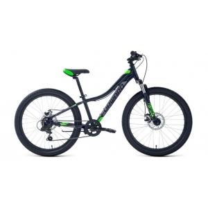 Подростковый велосипед Forward Twister 24 2.2 AL Disc (2021)