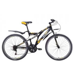 Двухподвес велосипед FURY Kagawa (2014)