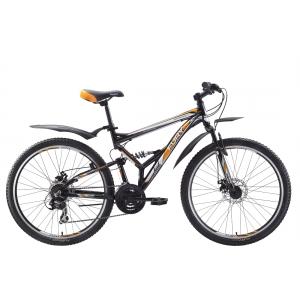 Двухподвес велосипед FURY Okinawa Disc (2014)