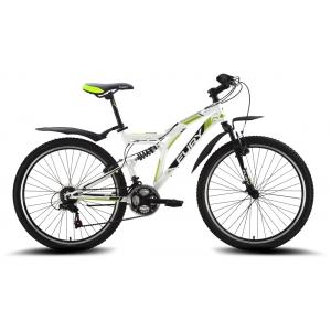 Двухподвес велосипед FURY Kagawa (2015)