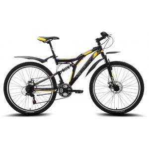Двухподвес велосипед FURY Kagawa Disc (2015)