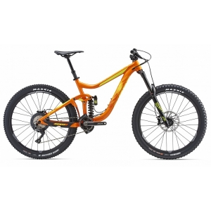 Велосипед Giant Reign SX 27.5 (2018)