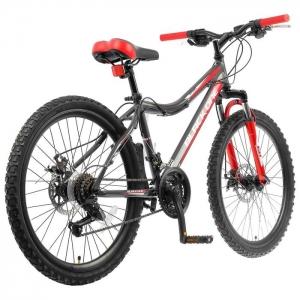 Подростковый велосипед Black One Ice 24 D (2020)