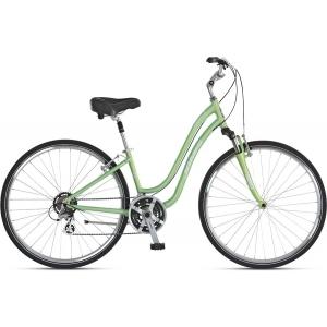 Женский велосипед Jamis CITIZEN 2 STEP-THRU (2018)
